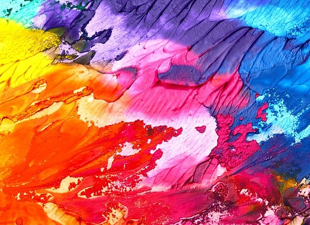 Umweltschonend Färben