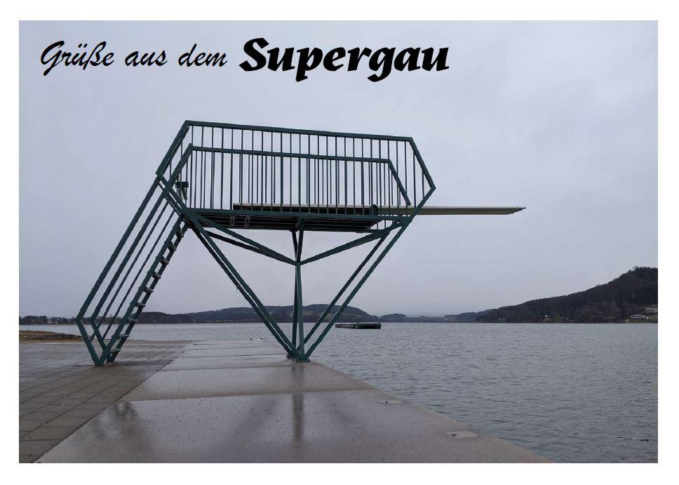 Grüße vom SuperGau