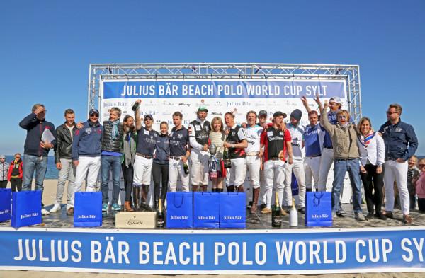 Julius Bär Beach Polo World Cup Sylt 2015