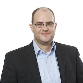 Benjamin Becker, Sales Manager Europe