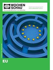 WOCHENSCHAU-Themenheft EU