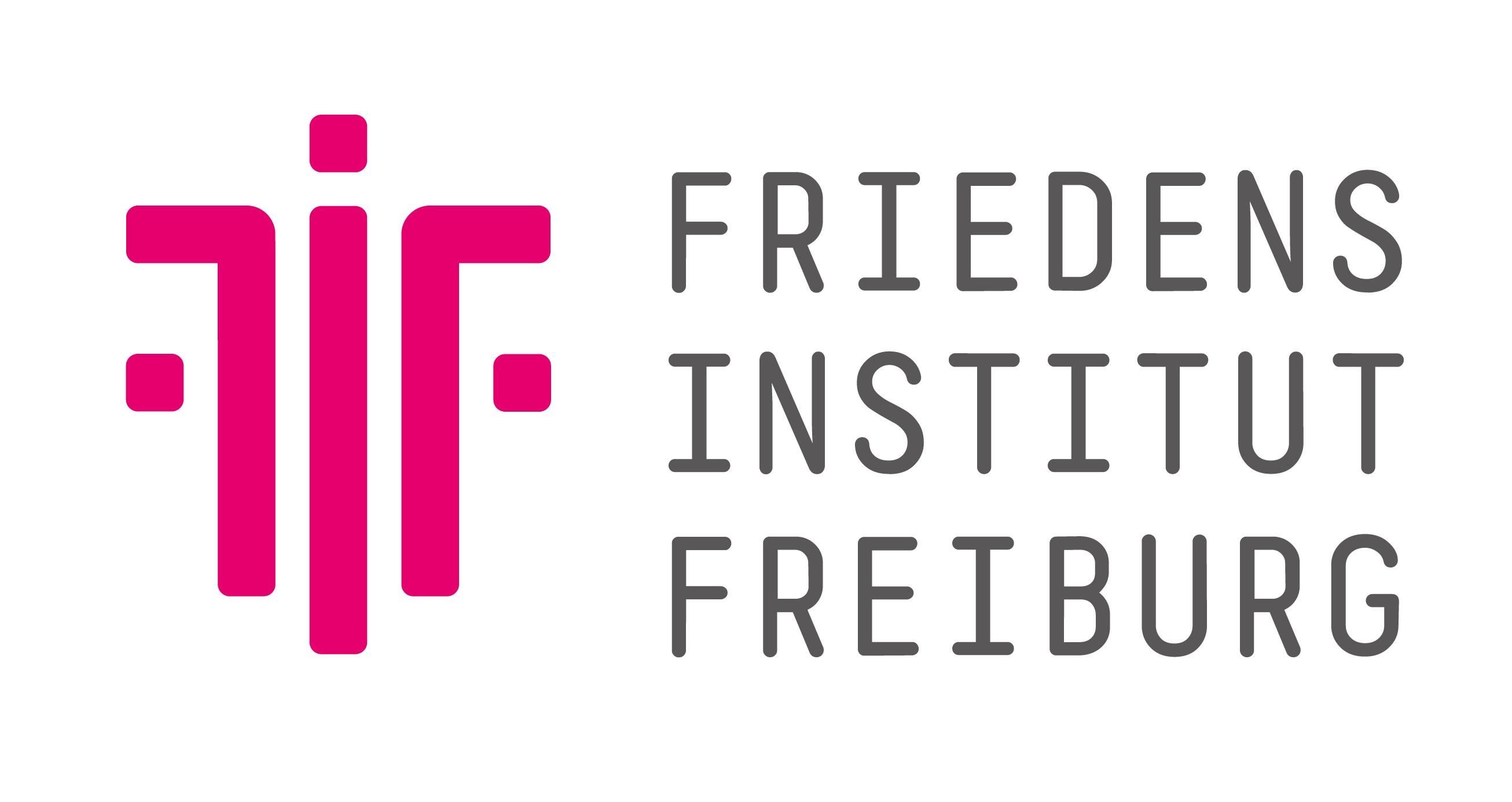Logo Friedeninstitut