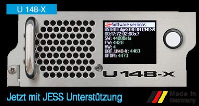 U 148-X Streamer