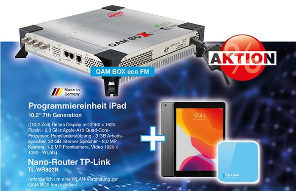 QAM BOX eco FM Angebot