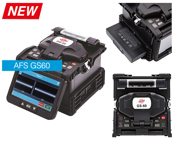 AFS GS 60 compact splicer