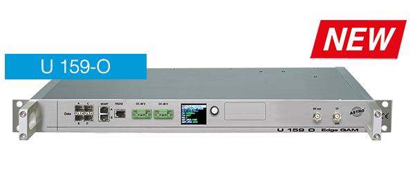 U 159-O IP to QAM modulation