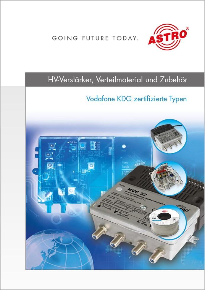 Katalog Vodafone zertifizierte Produkte