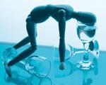 """Bröschürentitel """"Alkohol in der ArbeitsweltRechtssicher handeln im Akutfall"""""""