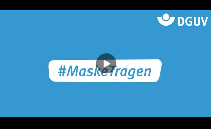 Video #MaskeTragen