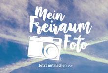 Grafik zum Freiraum-Fotowettbewerb