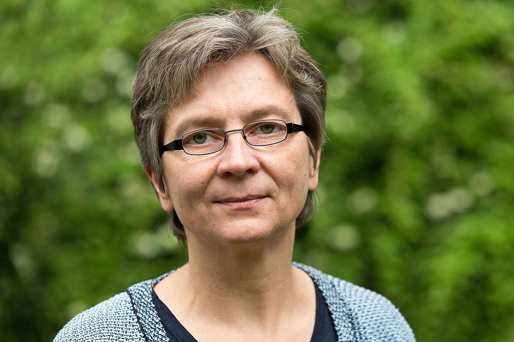 Die Blickwechselpreisträgerin Dr. Judith Rohde. [Foto: Stefan Heinze]