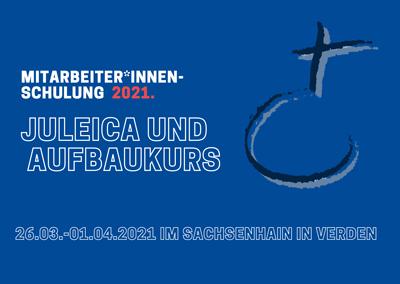 KJD-Juleica- und Juleica-Aufbaukurs 2021