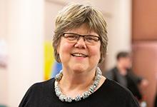 Landesfrauenpastorin Susanne Paul. Foto: Stefan Heinze
