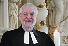 Pastor Uwe Büttner. Foto: privat