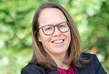 Pastorin Ricarda Schnelle. Foto: Volker Neumann
