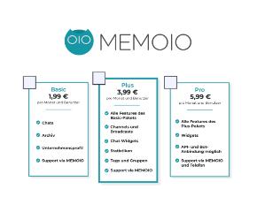 MEMOIO neue PL
