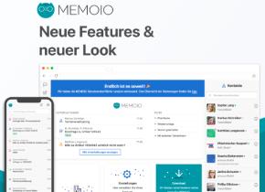 MEMOIO Redesign
