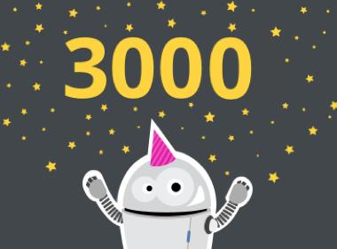 3.000 Exposé-Aufrufe