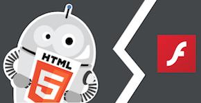 Blog: Warum die Umstellung auf HTML5 nötig ist