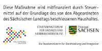 """Landesprogramm """"Weltoffenes Sachsen für Demokratie und Toleranz"""""""