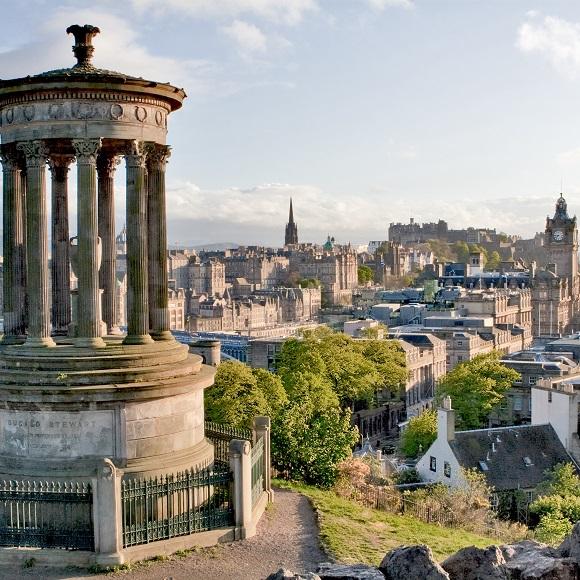 Jetzt Klassenfahrt nach Edinburg entdecken!