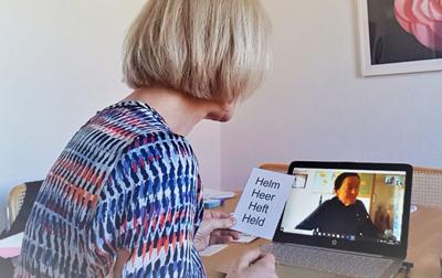 Hörtraining via Skype