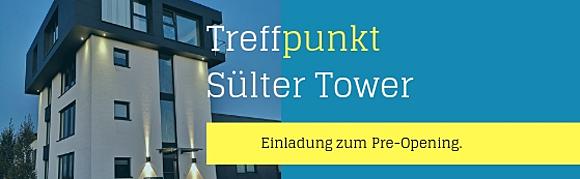 Treffpunkt Sülter Tower bei Thomas Werning