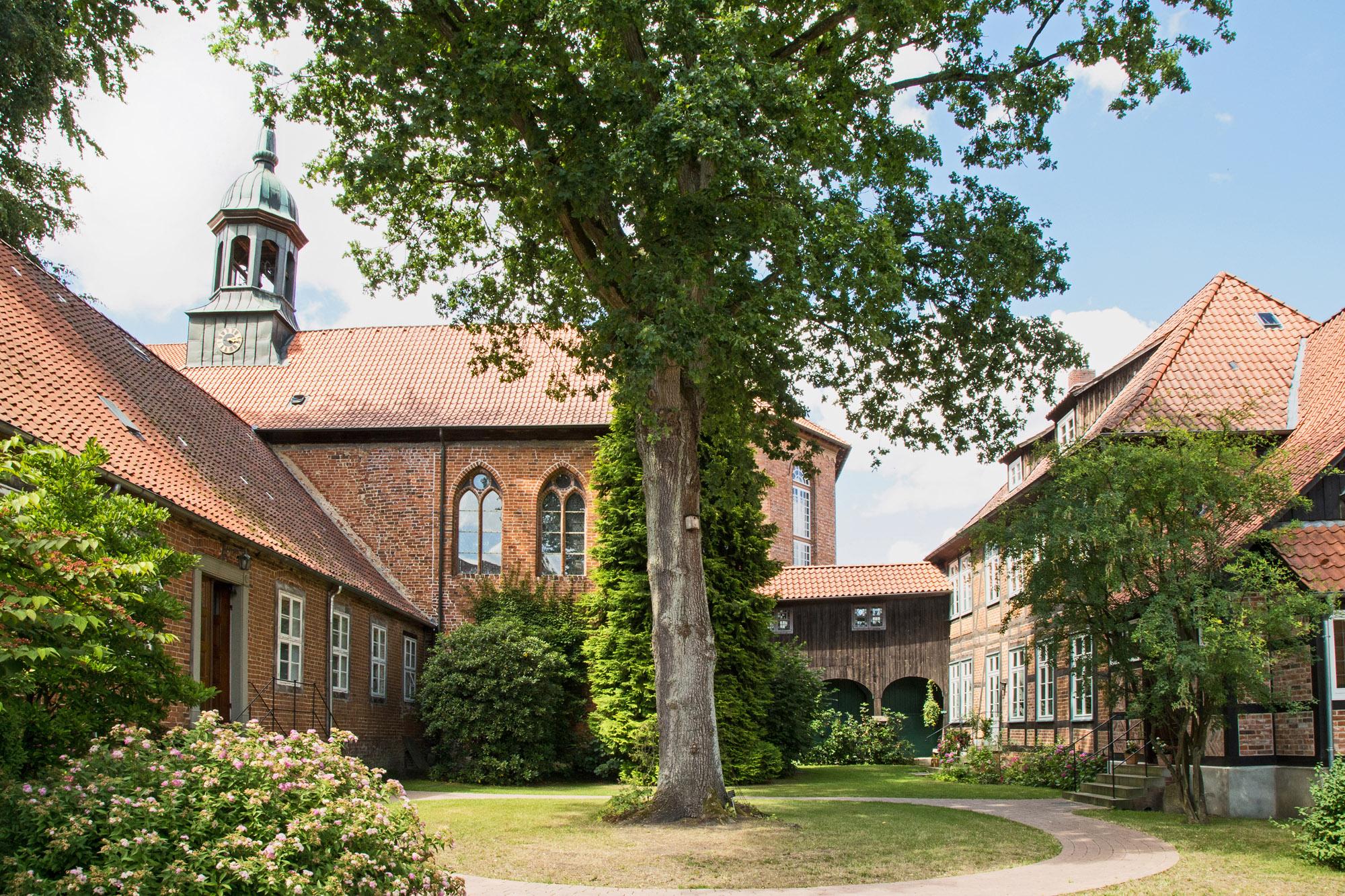 Kloster Walsrode © Barbara Boenecke-Siemers