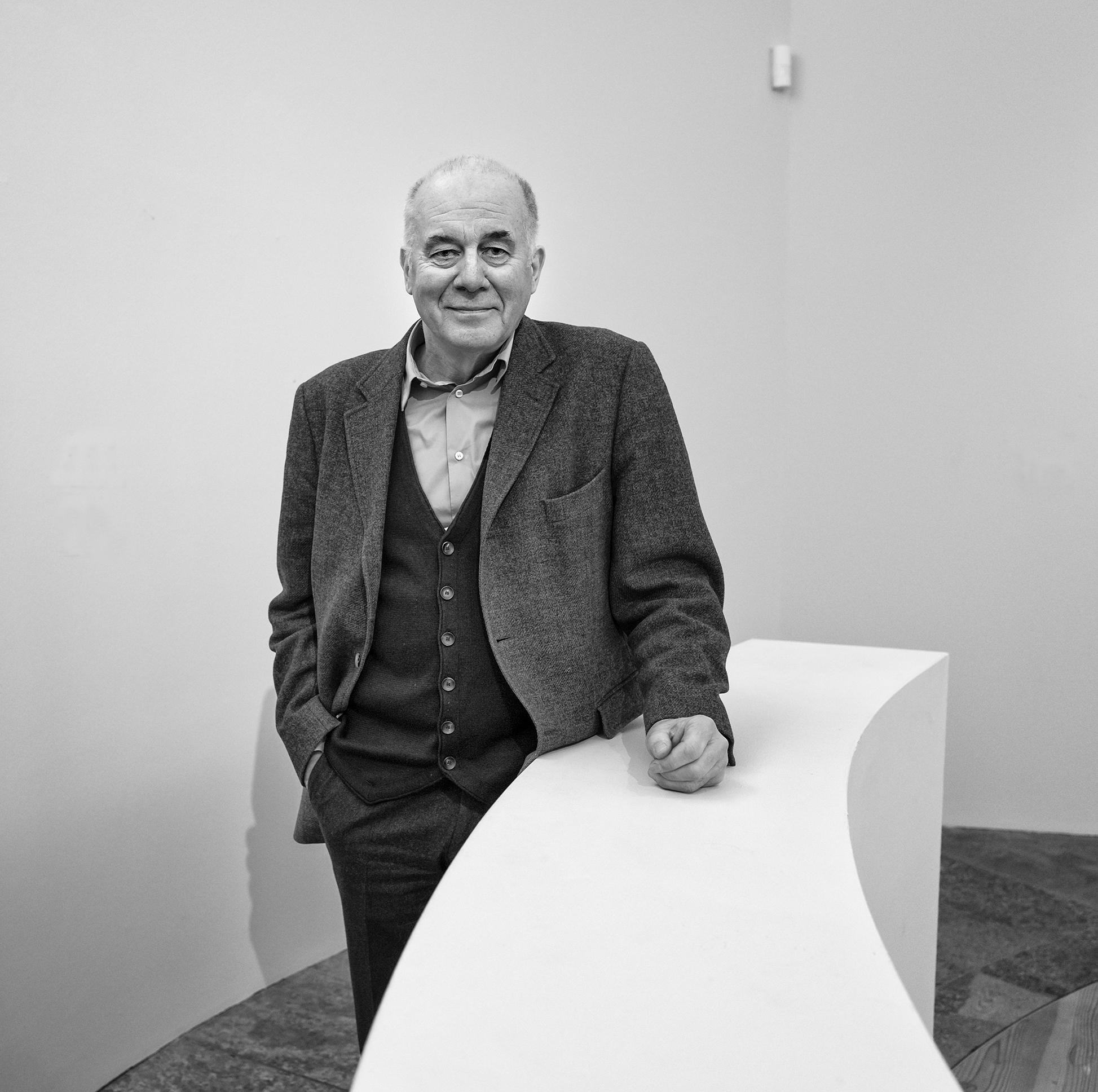 Hanns Zischler (c) Ulrich Weichert