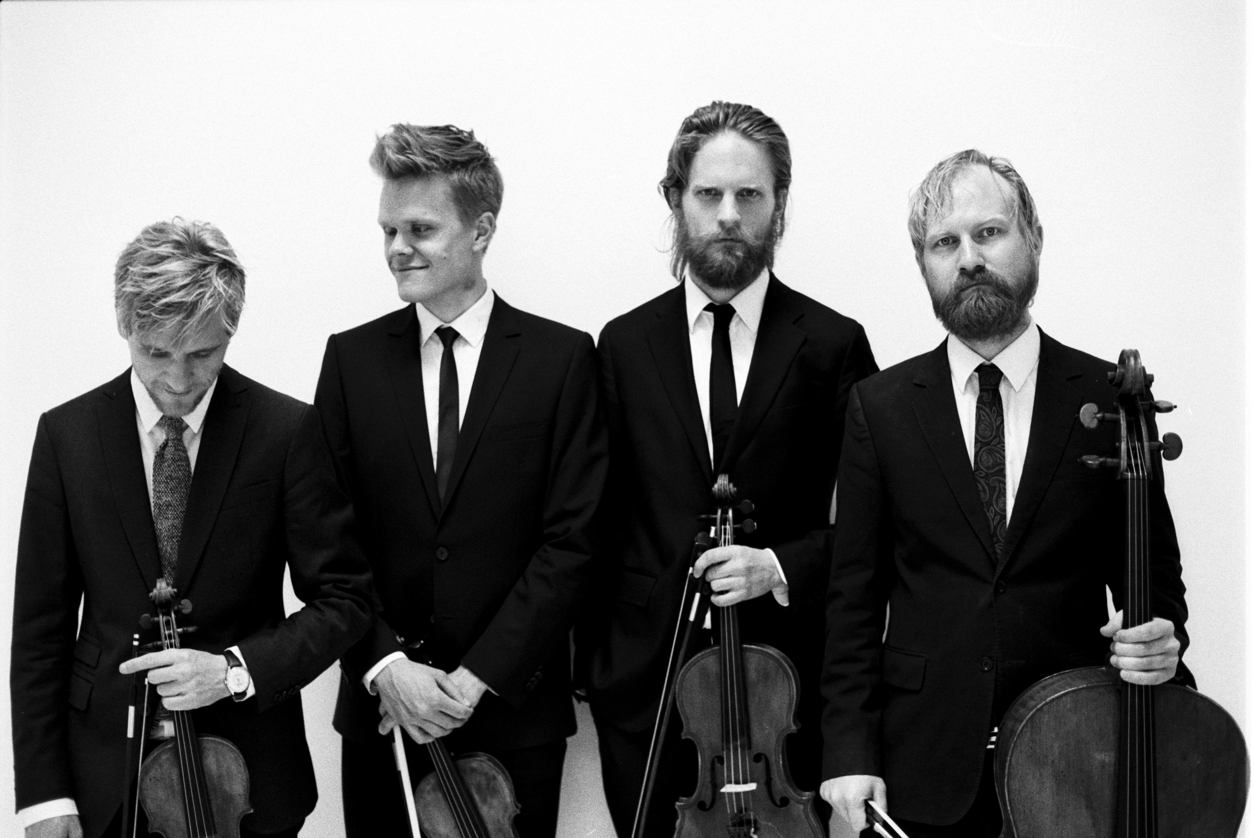 Danish String Quartett (c) Caroline Bittencourt