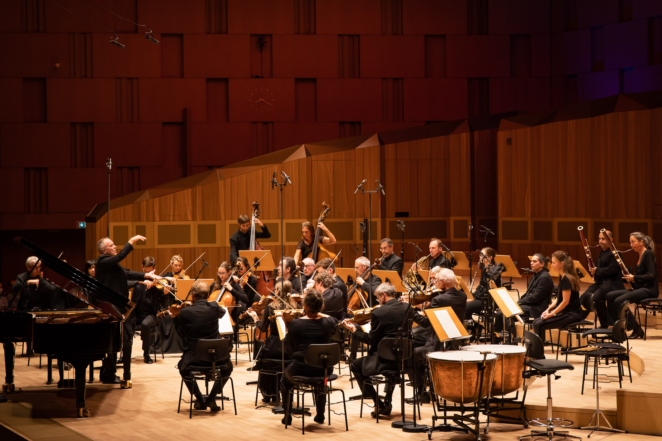 Alexander Lonquich & Münchener Kammerorchester (c) Helge Krückeberg