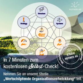 """Studie """"Wertschöpfende Organisationsentwicklung"""""""