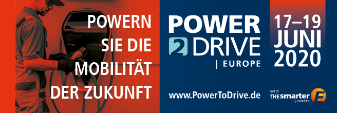 Power2Drive Europe in München