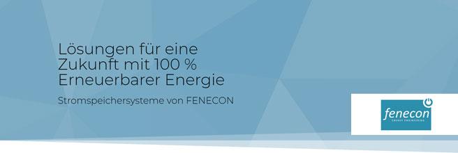 Neues BEM-Mitgliedsunternehmen: FENECON