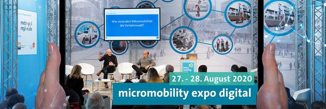 micromobility expo digital