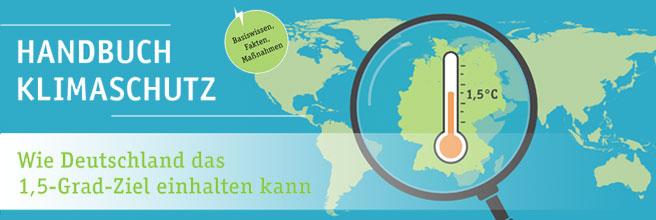 Buchempfehlung »Handbuch Klimaschutz«
