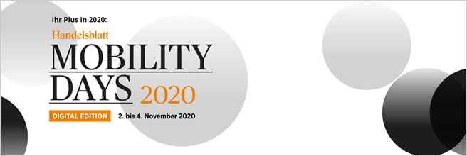 Mobility Days 2020