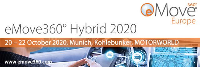 eMove 360° wechselt in den Hybrid-Modus