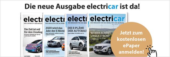 Die neue Ausgabe electricar ist da!