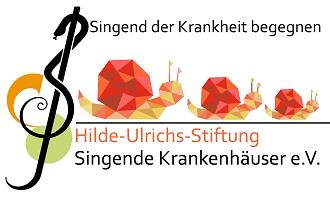 Gemeinsames Logo der Hilde-Ulrichs-Stiftung und Singende Krankenhäuser e.V.