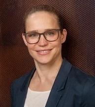 Christina Bielmeier, Leitung der Geschäftsstelle