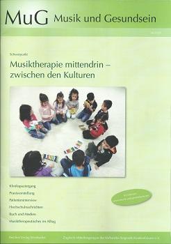 Titelblatt 'Musik und Gesundsein' Nr. 38 / 2020