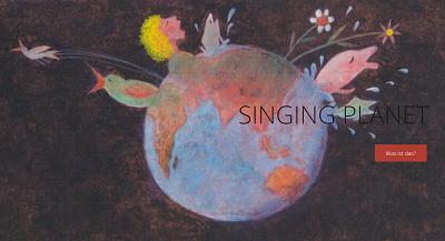 Singing planet - Homepage