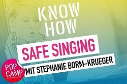 Logo Safe Singing