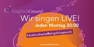 SingDichGesund bei facebook