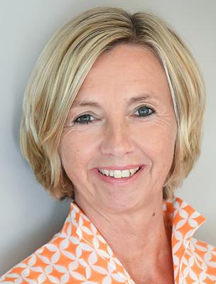 Judith Ebel, Gründerin und Geschäftsführerin von SuperNurse