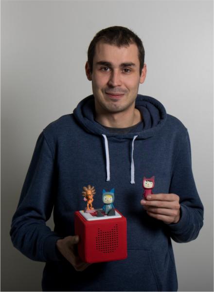 Florian Struwe Projektmanager bei aiXtrusion GmbH