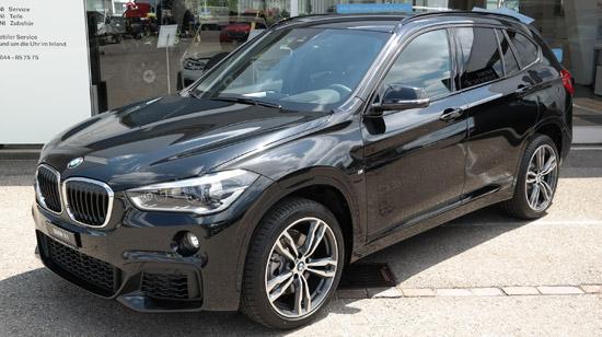 BMW X1 xDrive20i M Sport