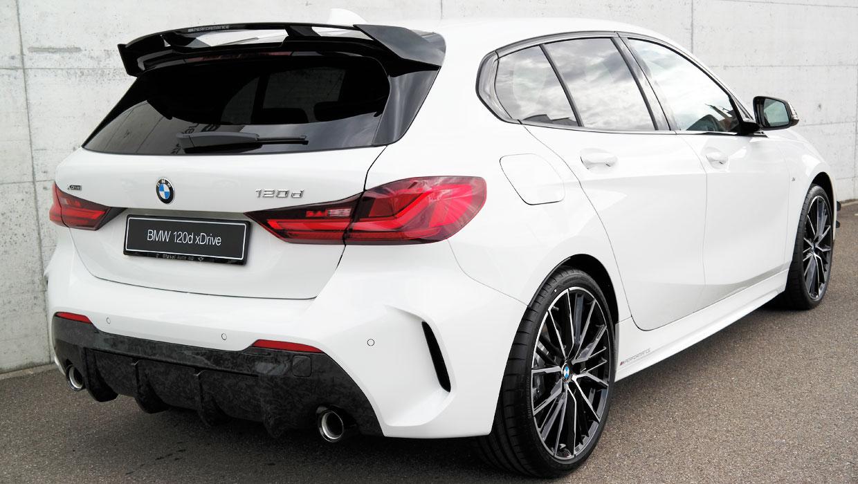 BMW 120d - M Performance Umbau