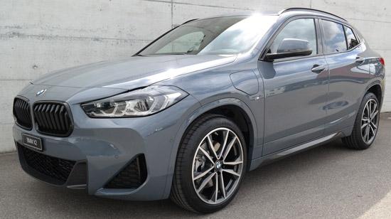 BMW X2 xDrive 25e MSport